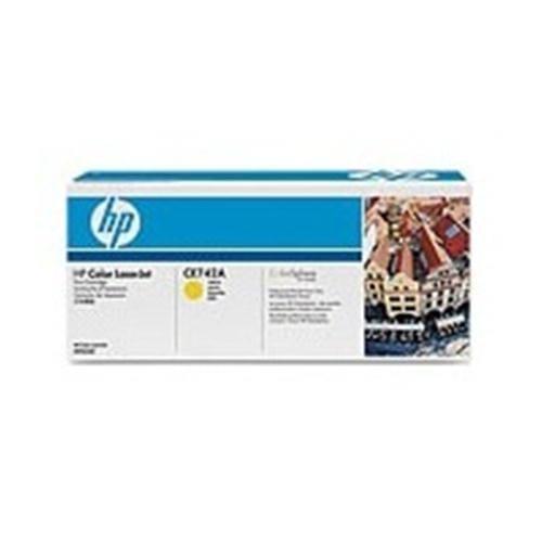Toner HP CE742A Yellow pre LaserJet CP5220, 73 00 strán