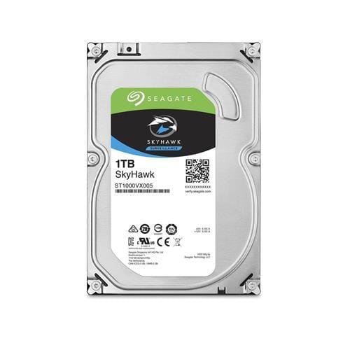 Pevný Disk Seagate SkyHawk 1TB, 64MB, SATAIII, 7200rpm, 3RZ ST1000VX005