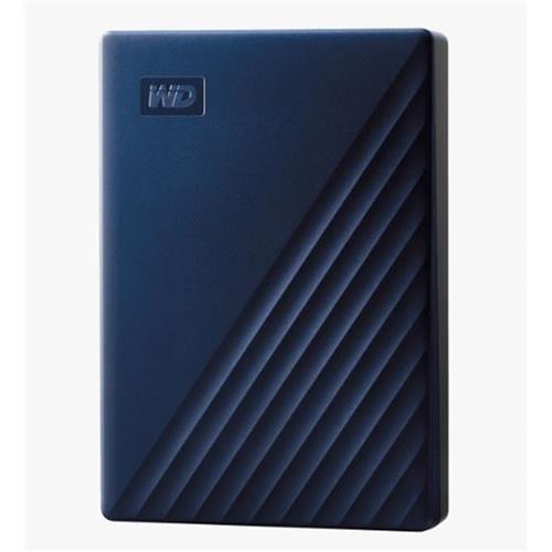 Ext. HDD 2.5'' WD My Passport for MAC 4TB USB 3.0 WDBA2F0040BBL-WESN