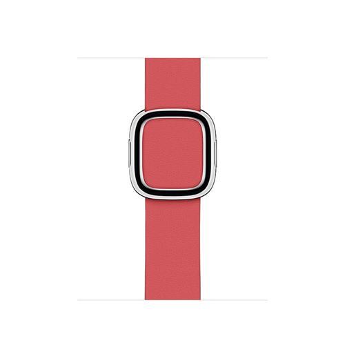 Apple Watch 40mm Band: Peony Pink Modern Buckle Band - Medium mtqq2zm/a