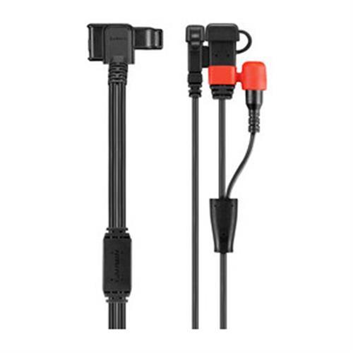 Garmin kábel kombinovaný (VIRB X/XE) napájací, stereo, RCA Composite, mini USB 010-12256-16