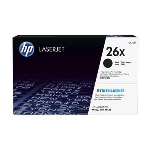 Toner HP CF226X HP26X čierny, 9000str.