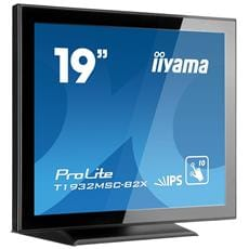 Monitor iiyama T1932MSC, 19'', LCD, Multitouch, projected cap.