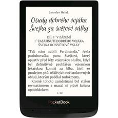 eBook čítačka Pocketbook 627 Touch Lux 4, Obsidian Black