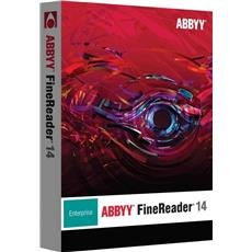 ABBYY FineReader 14 Enterprise / perseat / ESD