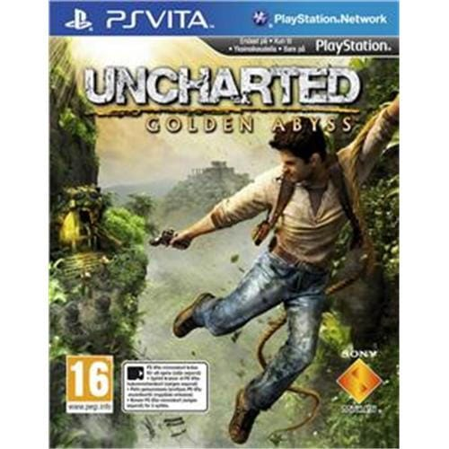 PS Vita hra - Uncharted: Golden Abyss