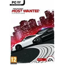 PC hra - Need For Speed Most Wanted 2