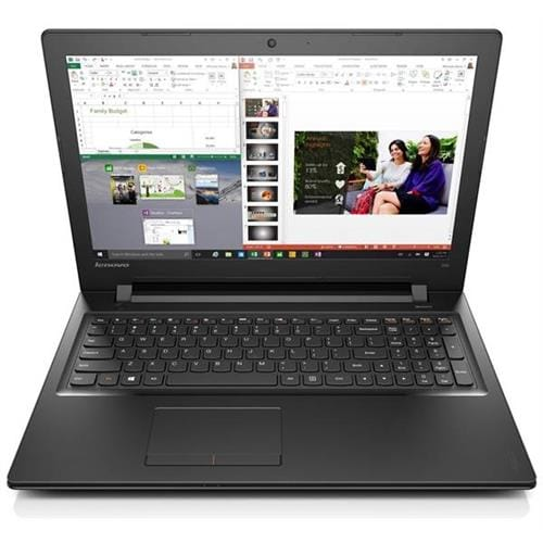 "Lenovo IP 300-15 i5-6200U 4GB 1TB 15.6"" HD M330/2GB DVD Win10 čierny 2r"