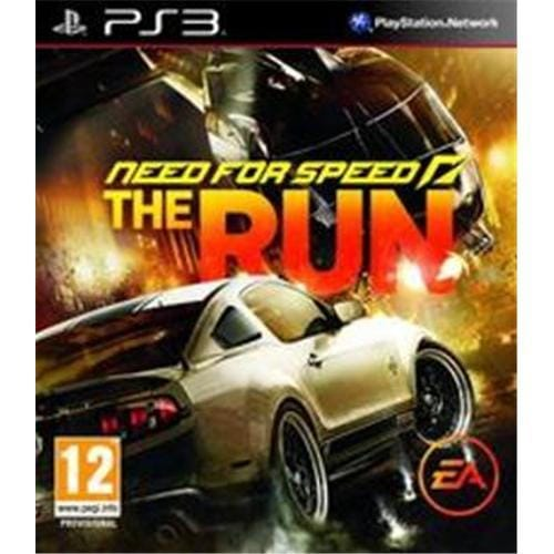 PS3 hra - Need for Speed The Run