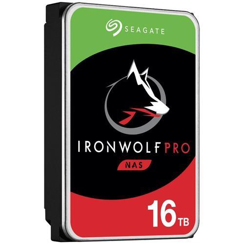 HDD 16TB Seagate IronWolf Pro 256MB SATAIII NAS 5R ST16000NE000