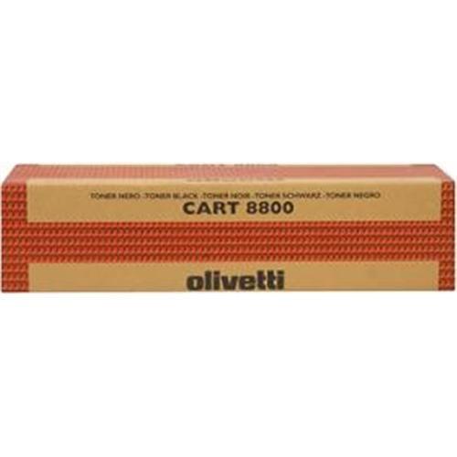 Toner OLIVETTI B0421 OFX 8800 black