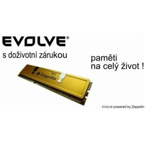 EVOLVEO Zeppelin, 4GB 1600MHz DDR3 CL11, GOLD, box 4G/1600/XK EG