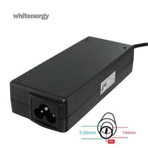 Whitenergy AC adaptér 19V/4.74A 90W konektor 5.5x3.0 mm + pin