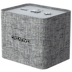 Creative bluetooth reproduktor NUNO MICRO, grey