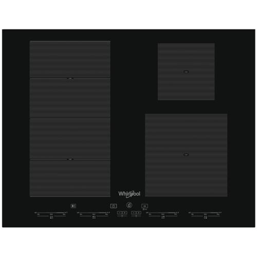 WHIRLPOOL Indukčná varná doska SMC 654 F/BF