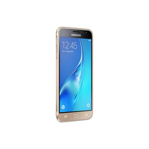 Samsung Galaxy J3, Gold, Dual Sim SM-J320FZDDETL