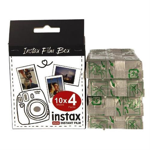 Film pre fotoaparát INSTAX MINI (4x10listov/bal) 70100111117
