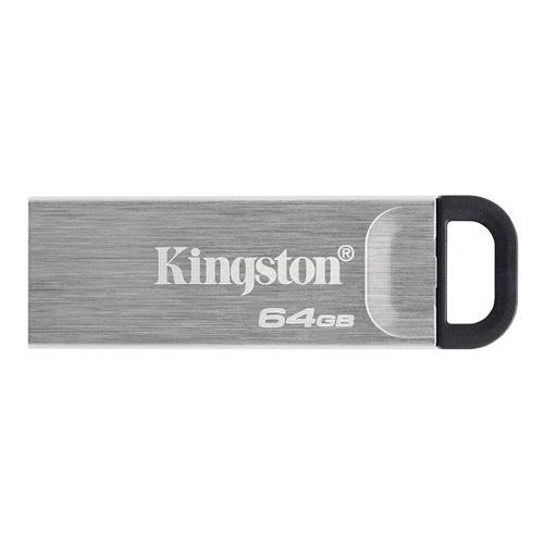USB Kľúč 64GB Kingston DataTraveler Kyson, USB 3.2 Gen 1 DTKN/64GB