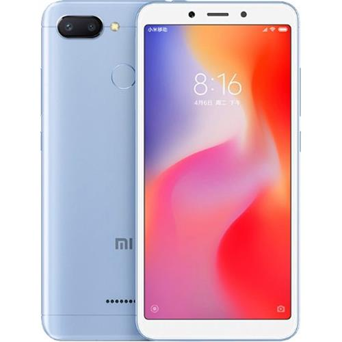 Xiaomi Redmi 6 (4GB/64GB) Blue 6941059608578
