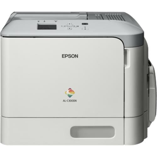 Epson WorkForce AL-C300DN A4, color, NET, 1GB, 350list, duplex