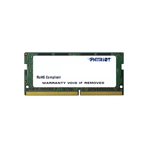 SO-DIMM 4GB DDR4-2666MHz Patriot CL19 PSD44G266681S