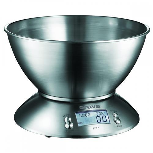Digitálna kuchynská váha Orava EV-3 S