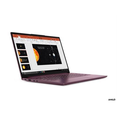 "LENOVO Yoga Slim7 Pro 14ARE05 14.0""FHD Ryzen 5-4500U 2.3Ghz 8GB 512GB SSD INT.GR Orchid WH10 2r premium onsite 82A200ENCK"