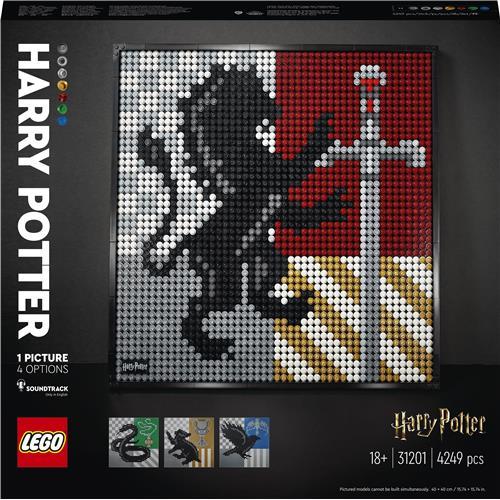 Lego Harry Potter Erby Rokfortu (31201)