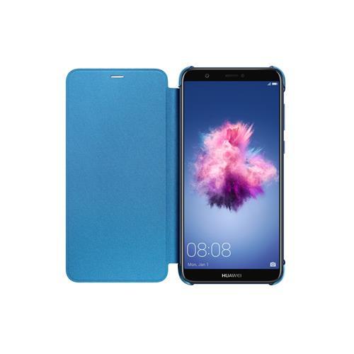 HUAWEI Flipové puzdro pre P Smart, Blue 6901443208395