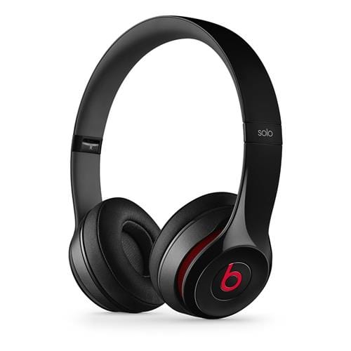Apple Beats Solo2 On-Ear Headphones - Black