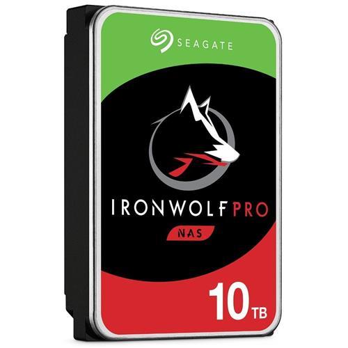 HDD 10TB Seagate IronWolf Pro 256MB SATAIII NAS 5R ST10000NE0008