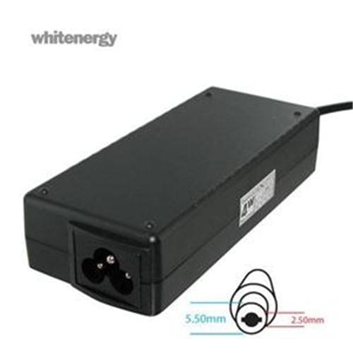 Whitenergy AC adaptér 19V/4.8A 90W konektor 5.5x2.5 mm 04080
