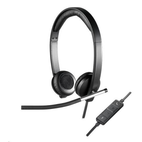 Logitech USB Headset Stereo H650e 981-000519