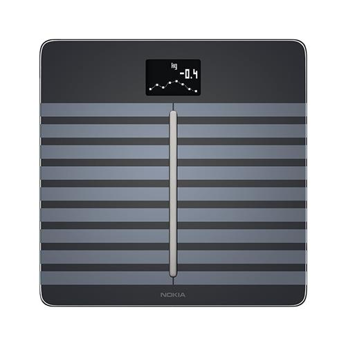 Nokia Body Cardio Full Body Composition WiFi Scale - Black WBS04-Black-All-Inter
