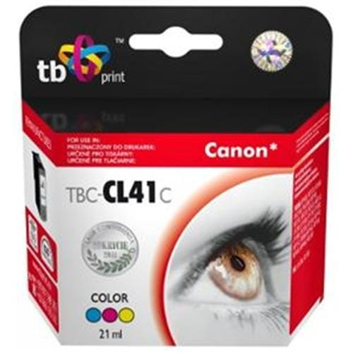 Alternatívna kazeta TB kompat. s CANON CL-41 Color TBC-CL41C