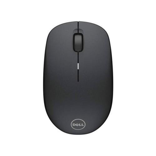 Myš Dell WM126 bezdrôtová, k notebooku, čierna 570-AAMH