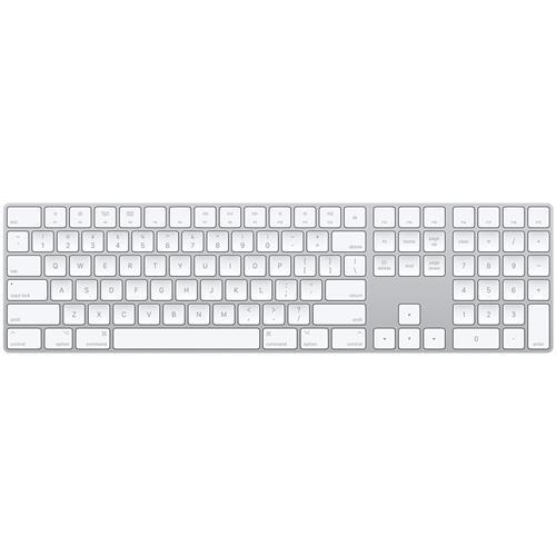 Apple Magic Keyboard s numerickou klávesnicou - Czech MQ052CZ/A