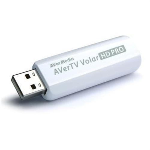 TV tuner digitálny AVERMEDIA AVerTV DVB-T Volar HD A835 PRO USB white 61A835DV00AC
