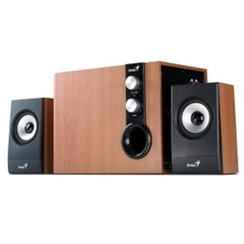 Reproduktory GENIUS SW-HF2.1 1205 32W maple wood 31730972100