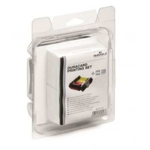 Sada na potlač do DURACARD ID 300 - páska a plastové karty DU891300