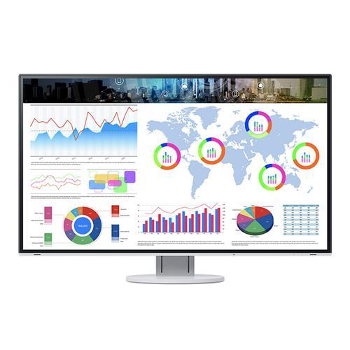 Monitor EIZO EV3285 32'', LED, UHD, USB-C, DP, wht EV3285-WT