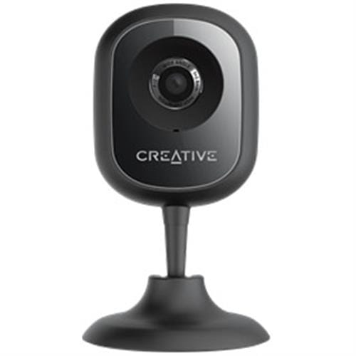 Creative IP kamera LIVE! CAM IP SMARTHD, black 73VF082000000