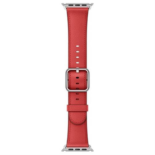 Apple 42mm Red Classic Buckle mpwx2zm/a