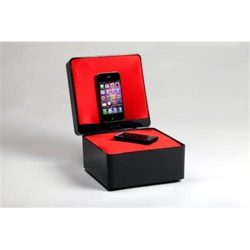 Tangent PearlBox pre iPod/iPhone čierno/červený 21031