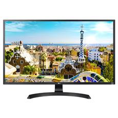 "Monitor LG 32UD59-B 31.5"" VA LED 3840x2160 1M:1 4ms 250cd DP 2xHDMI repro"