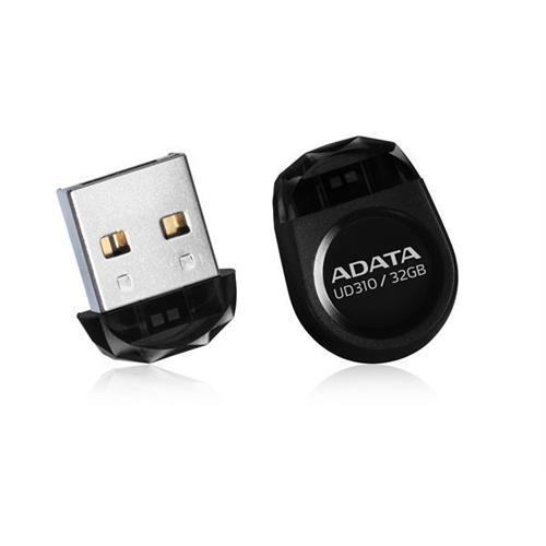 USB Kľúč 32GB ADATA UD310, čierny (USB 2.0) AUD310-32G-RBK