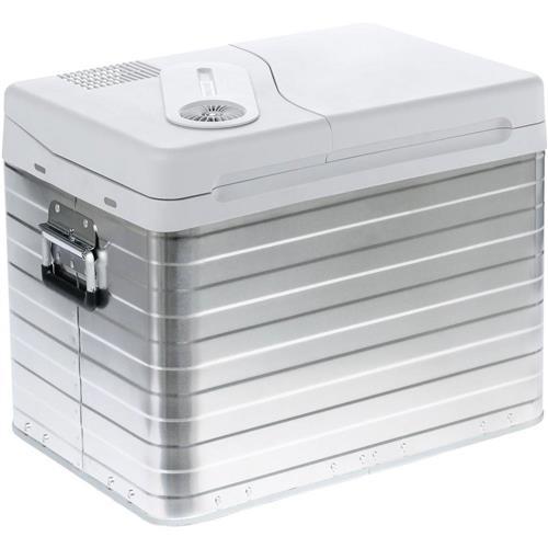 Autochladnička MobiCool Q40, 12 V, 230 V, en.trieda A++ (A+++ - D), 40 l, hliník 396309