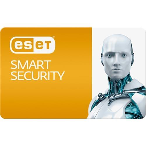 ESET Smart Security 3 PC - predĺženie o 2 roky - elektronická licencia
