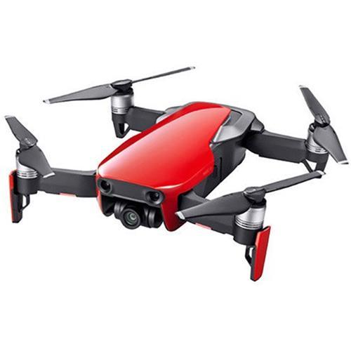 DJI kvadrokoptéra - dron, Mavic Air Fly More Combo, 4K kamera, červený DJIM0254CR