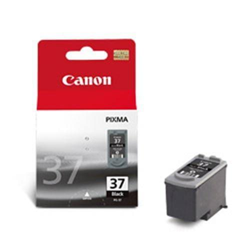 Kazeta CANON PG-37 black PIXMA iP1800/2500, MP210/220 2145B001